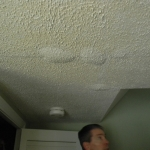 Water Damage to Ceiling