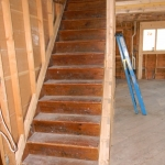 Staircase (During Construction)